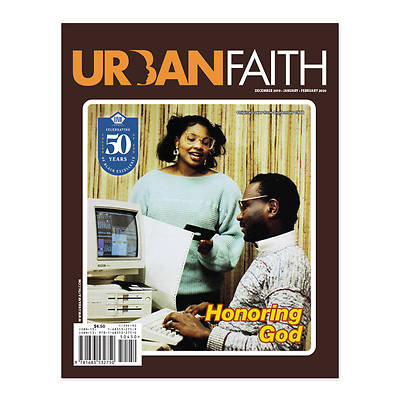 Picture of UMI Urban Faith Student Magazine Winter 2019-2020