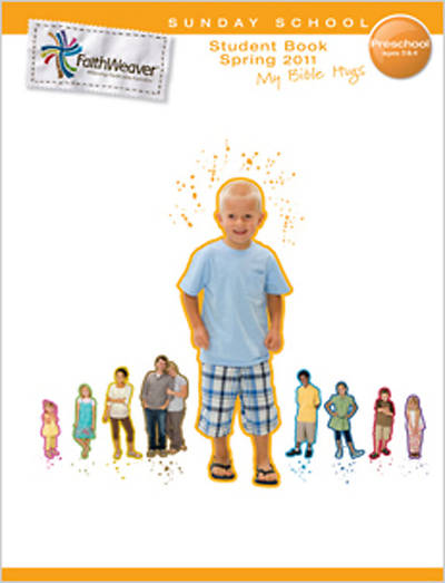 Picture of FaithWeaver Preschool Student Book Spring 2011