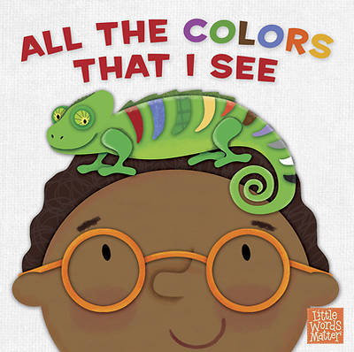 Picture of All the Colors That I See (Board Book)