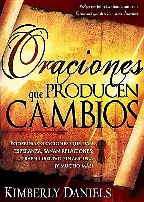 Picture of Oraciones Que Producen Cambios/Prayers That Bring Change