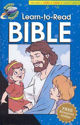 Picture of Learn to Read Bible
