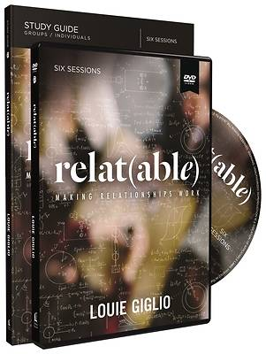 Relat(able) Study Guide with DVD