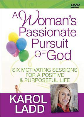 A Womans Passionate Pursuit of God