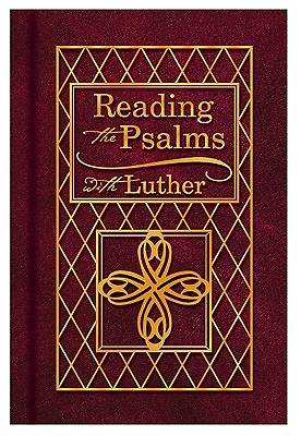 Picture of Reading the Psalms with Luther