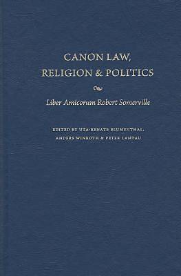 Canon Law, Religion, and Politics