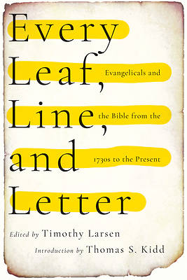 Picture of Every Leaf, Line, and Letter