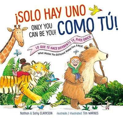 Picture of Solo Tú Puedes Ser Tú - Bilingüe