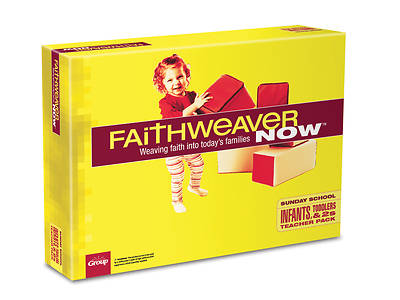 Picture of FaithWeaver Now Infants, Toddlers & Twos Teacher Pack Fall 2017