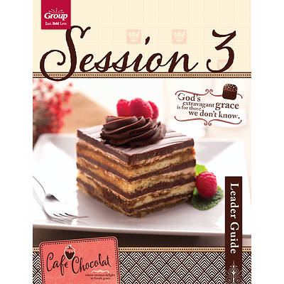 Picture of Café Chocolat Session 3 Leader Guide