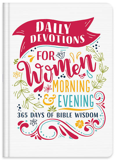 Picture of Daily Devotions for Women Morning & Evening Edition