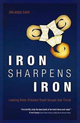 Picture of Iron Sharpens Iron