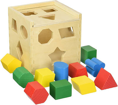 Picture of Shape-Sorting Cube