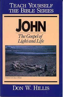 John- Teach Yourself the Bible Series [ePub Ebook]
