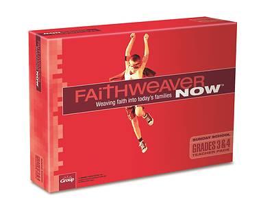 Picture of FaithWeaver Now Grade 3-4 Teacher PK Fall 2021