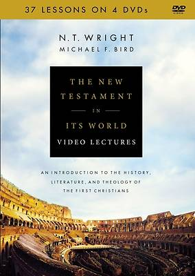 The New Testament in Its World Video Lectures DVD