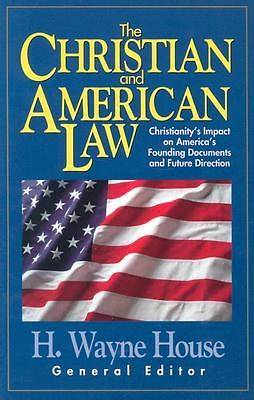 Picture of The Christian and American Law
