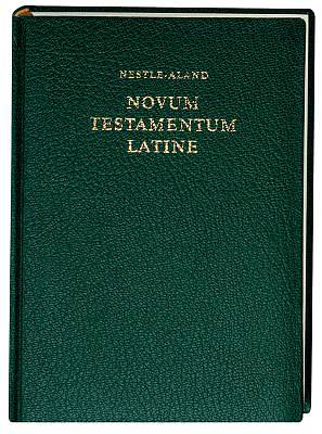 Latin New Testament 2nd Revised Edition