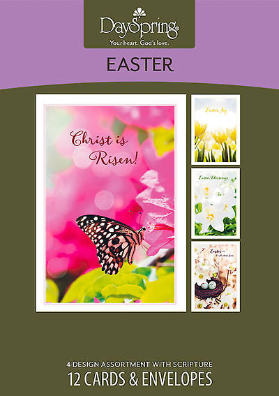 Nature Easter Boxed Cards