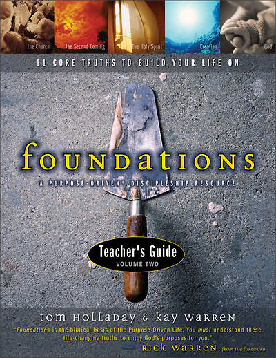 Foundations Teachers Guide