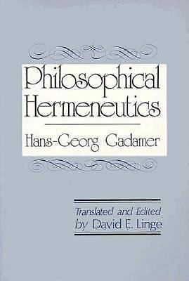 Philosophical Hermeneutics