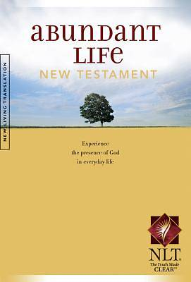 Picture of Abundant Life New Testament - New Living Translation