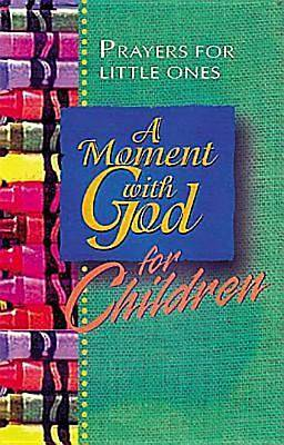 A Moment with God for Children - eBook [ePub]