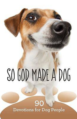 Picture of So God Made a Dog