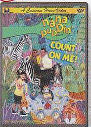 Nana Puddin Count on Me Christian Version on DVD