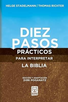 Picture of Diez Pasos Prácticos Para Interpretar La Biblia