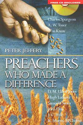 Picture of Preachers Who Made a Difference with CD (Audio)