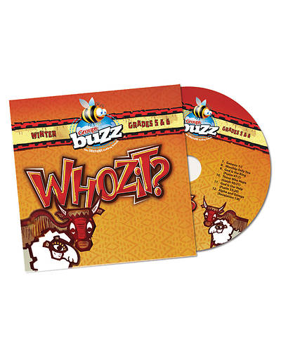 Picture of Buzz Grades 5-6 Whozit CD Winter 2020-2021
