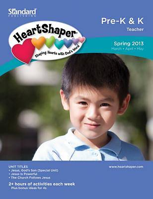 Standards Heartshaper Pre-K/K Teacher Book Spring 2013