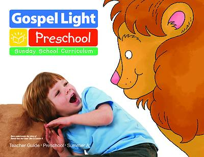 Gospel Light Preschool Ages 2 & 3 Teacher Guide Summer