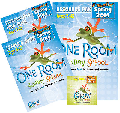 One Room Sunday School Kit Spring 2014