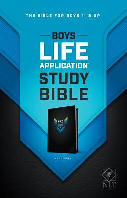 Picture of Boys Life Application Study Bible NLT