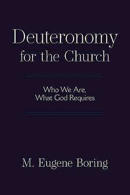 Picture of Deuteronomy for the Church