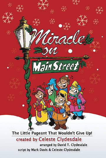 Miracle on Main Street Choral Book