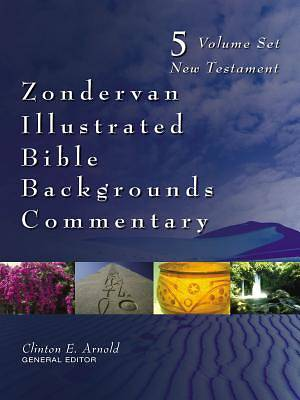 Picture of Zondervan Illustrated Bible Backgrounds Commentary Set