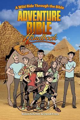 Picture of Adventure Bible Handbook