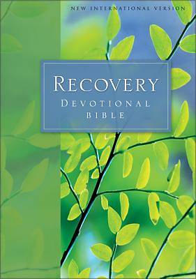 New International Version Recovery Devotional Bible