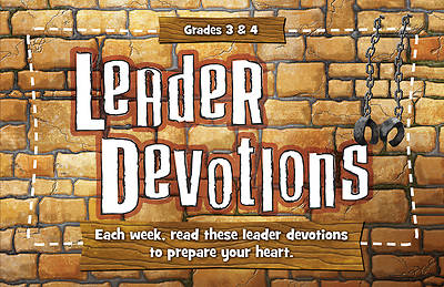 Groups Buzz Grades 3&4 Crime & Punishment Leader Devotions Fall 2013