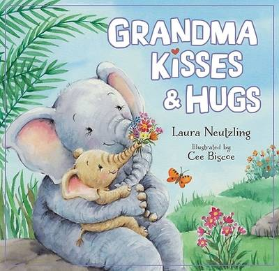 Picture of Grandma Kisses and Hugs