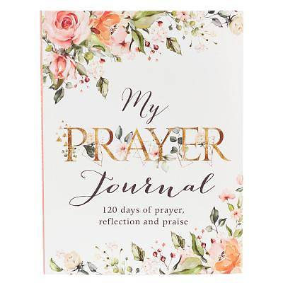 Picture of Journal Prompted Softcover My Prayer Journal