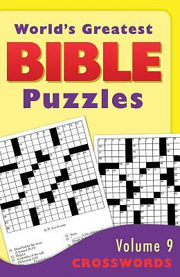 Worlds Greatest Bible Puzzles