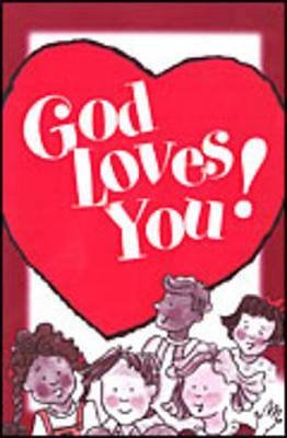 God Loves You (Pack of 25)