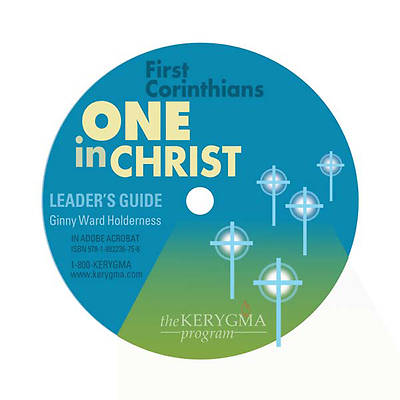 Kerygma First Corinthians Leaders Guide CD-ROM/DVD