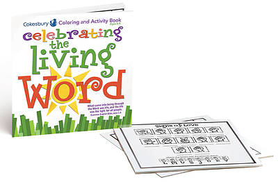 Celebrate the Living Word Coloring/Activity Book