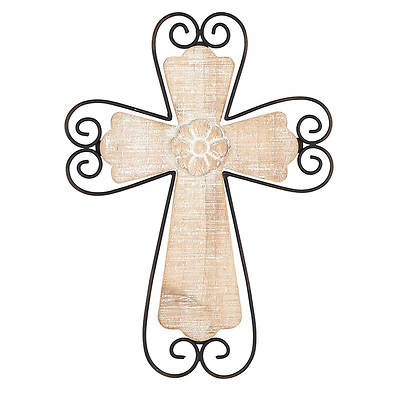 Picture of Scrollwork Wall Cross