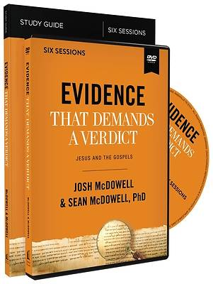 Evidence That Demands a Verdict Study Guide with DVD