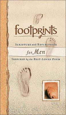 Footprints Scripture with Reflections for Men